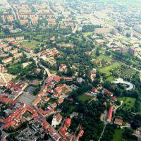 Luftbild (aerial photo), Хойерсверда