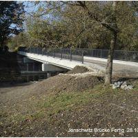 Jenschwitzbrücke, Хойерсверда