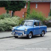 Trabant 601, Хойерсверда