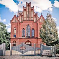 Katholische Kirche Hoyerswerda, Хойерсверда