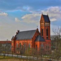 "Katholische Kirche ""Heilige Familie"", Хойерсверда"