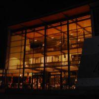 Johanneum bei Nacht, Хойерсверда