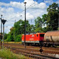 Kohlenstaubtransport, Хойерсверда