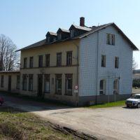 Bahnhof Deutschenbora 1, Цвикау