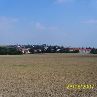 Blick auf Hirschfeld, Цвикау
