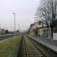 Bahnhof Deutschenbora, Цвикау