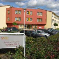 Seniorenhaus, Бернбург