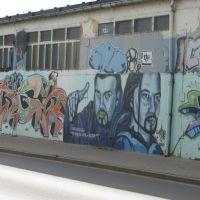 Graffity, Бернбург