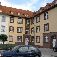 Pretty house, Бернбург