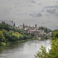 Bernburg: An der Saale (HDR), Бернбург