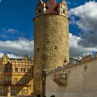 Eulenspiegelturm - Bernburger Schloss, Бернбург