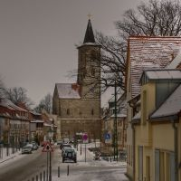Breite Straße, Бернбург