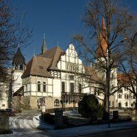 Kultur- und Tagungszentrum, Бернбург