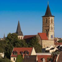 3 Kirchen, Бернбург