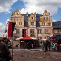 Mittelalterfest, Бернбург