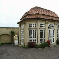 Pavillon Novalishaus, Weißenfels, Вейссенфельс