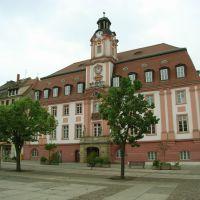 Rathaus, Weißenfels, Вейссенфельс