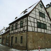 Bürgerhaus, Weißenfels, Вейссенфельс