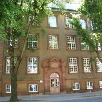 Goethe-Gymnasium, Weißenfels, Вейссенфельс