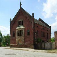 Fabrikhalle, Weißenfels, Вейссенфельс
