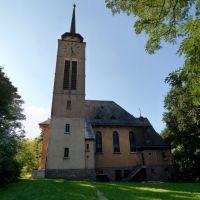 Kirche, Weißenfels, Вейссенфельс