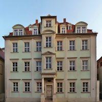 Palais, Weißenfels, Вейссенфельс