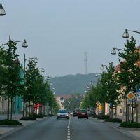 Merseburger Straße stadteinwärts [2009], Вейссенфельс