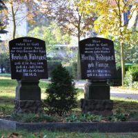 Grabstätte Ladegast, Friedhof Weißenfels [2011], Вейссенфельс
