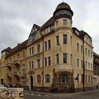 Hotel Goldener Ring, Weißenfels, Вейссенфельс