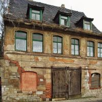 Altes Wohnhaus, Weißenfels, Вейссенфельс