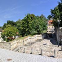 An den Stufen, Weißenfels [2012], Вейссенфельс