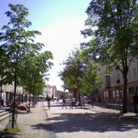Zerbster Straße, Дессау