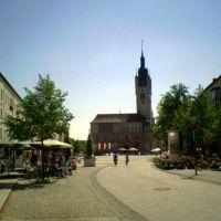 Rathausplatz, Дессау
