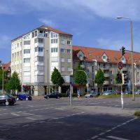 Albrechtsplatz, Дессау