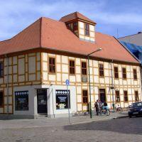 """""""Schwabehaus"""" hier wohnte Samuel Heinrich Schwabe, Дессау"""