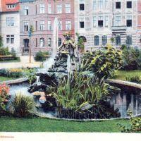 Dessau Funkplatzbrunnen 1923, Дессау