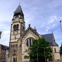Petruskirche Dessau-Nord, Дессау
