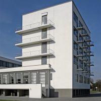 Dessau - Bauhaus/Walter Gropius, Дессау
