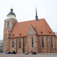 Stadt- und Schlosskirche St. Marien Dessau, Дессау