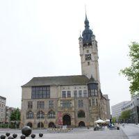 Rathaus Dessau, Дессау
