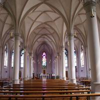hath. Porbstei St. Peter & Paul Dessau, Дессау