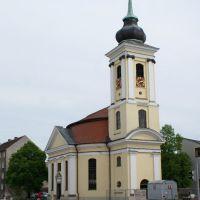 ev. Kirche St. Georg Dessau, Дессау