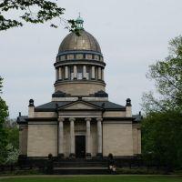 Mausoleum im Georgengarten Dessau, Дессау