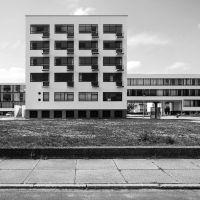 Bauhaus Dessau, Дессау