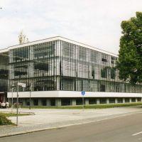 Bauhaus, Дессау