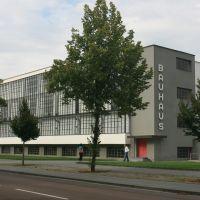 Dessau August 2011  - Bauhaus, Дессау