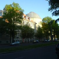 """Hegelschule: """"diese Schule ist ein Gymnasium und das kulturellste überhaupt..."""", Магдебург"""