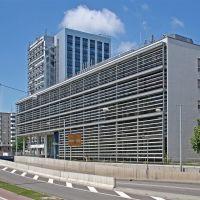 Magdeburg - Institut Elektrotechnik der Otto von Guericke Universität/BKSP Architekten, Магдебург