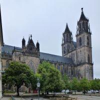 Der Magdeburger Dom (1209-1520), Магдебург