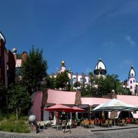 Hundertwasserhaus, Магдебург